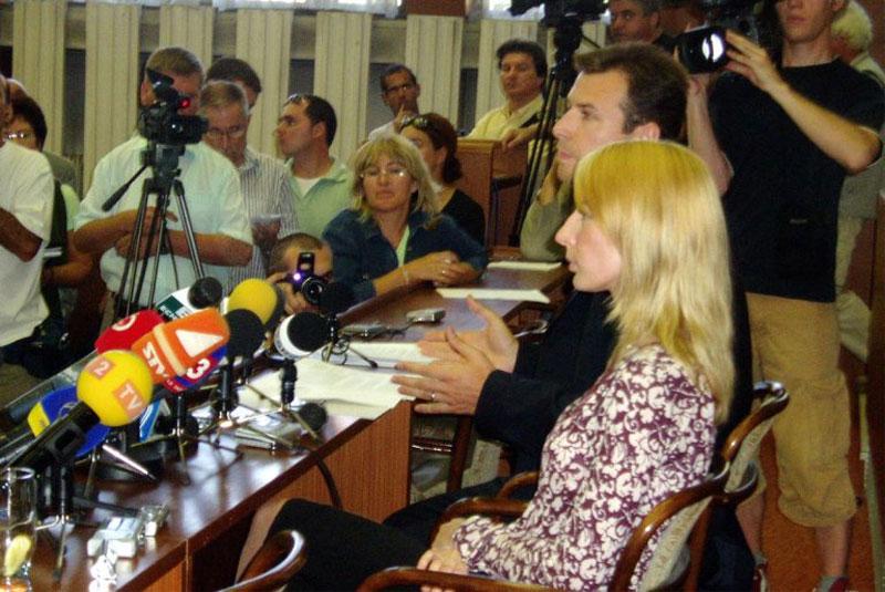 Gál Gábor 10 éve még Hedviget védte. Igaz, nagyon rövid ideig. (A szerző felvétele)