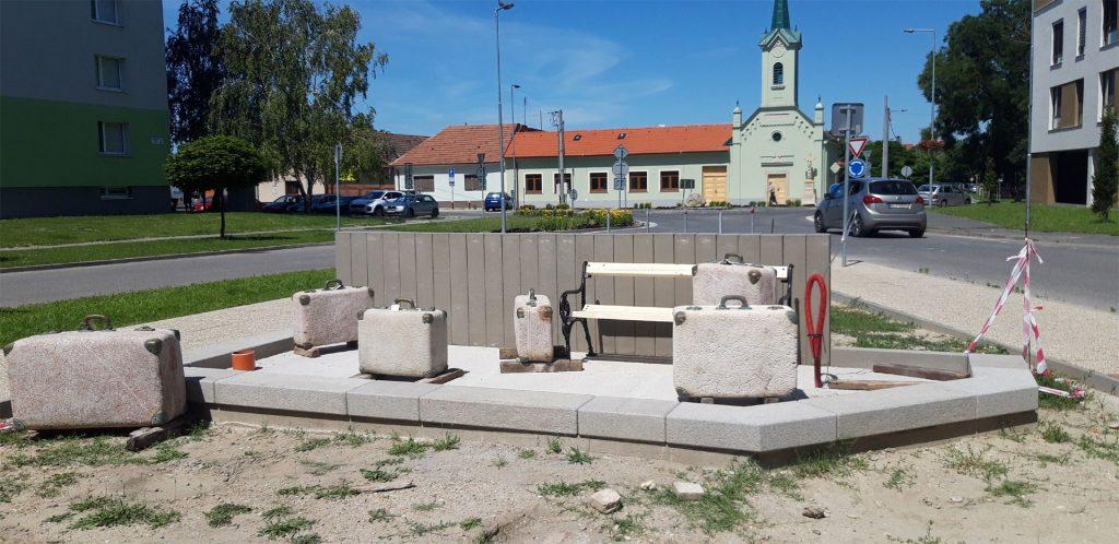 Kitelepített magyarok emlékhelye